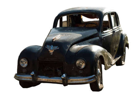 bygone days: Automobile