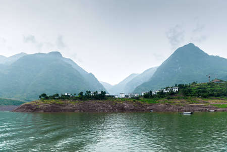 inflow: Journey to the tributary of the Yangtze with Village