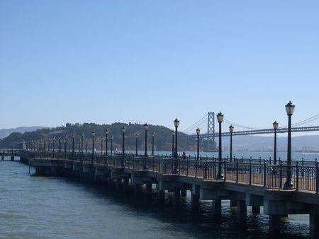 Pier, San Francisco photo