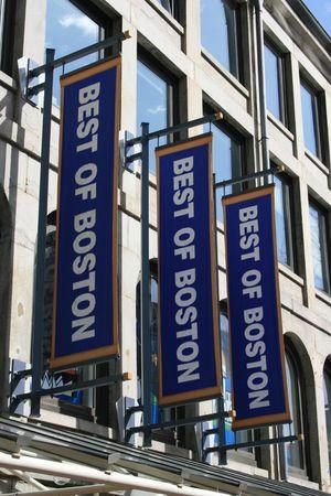 "boast: ""Best of Boston"" segni."