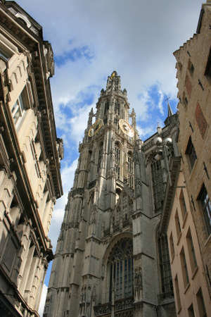 our: The Cathedral Of Our Lady, Antwerp, Belgium.
