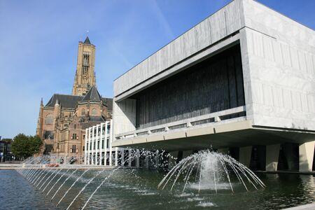 Eusebius Church in Arnhem, The Netherlands.