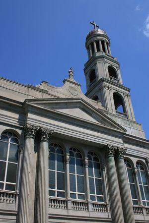 Church in Manhattan's West Village.