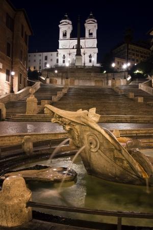trinita: The Spanish Steps, Scalinata della Trinita dei Monti