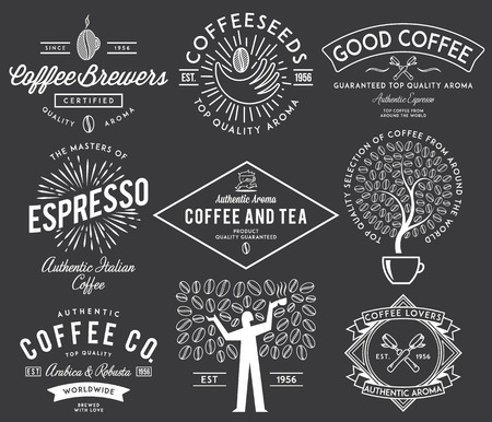 barista: Vector badges for any use
