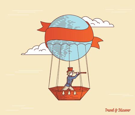 descubrir: Viajes y descubrir el mundo