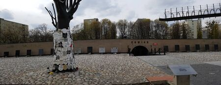 PAWIAK, PRISON OF THE GESTAPE AND POLITICAL RECLUSION IN WARSAW
