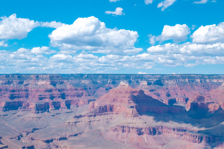 Beautiful view of Grand Canyon National Park ,South Rim in Arizona, United States
