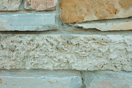 revetment: brick wall background