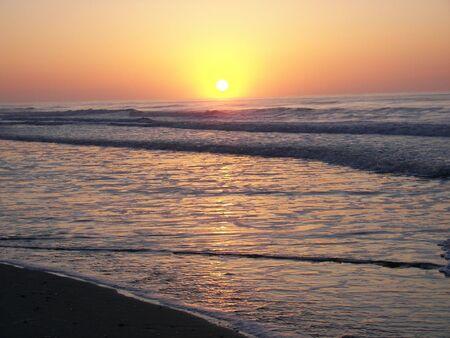 mornings: Mornings beautiful sunrise