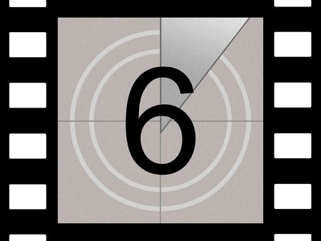 oscars: Simulation of a film countdown