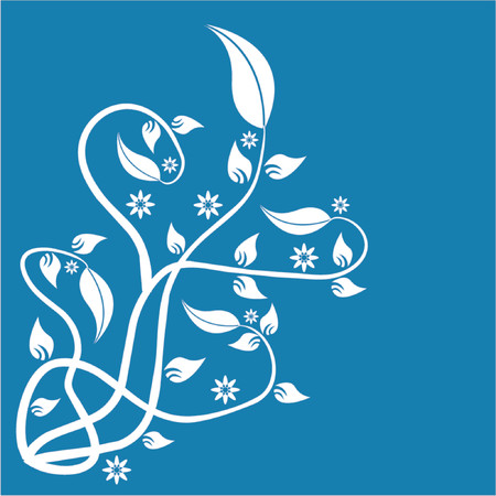 dingbat: Flower pattern Illustration