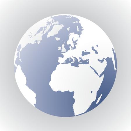 terrestre: Globo terrestre