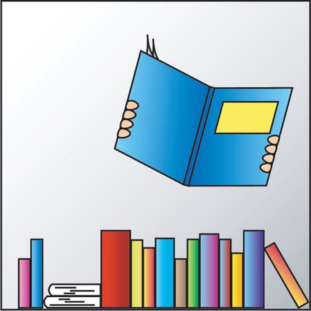 bookstand: Books