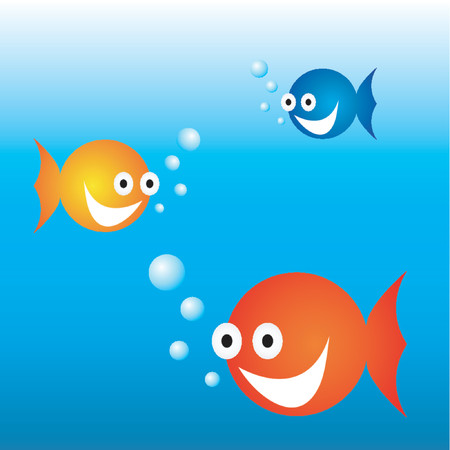 float fun: Fishes