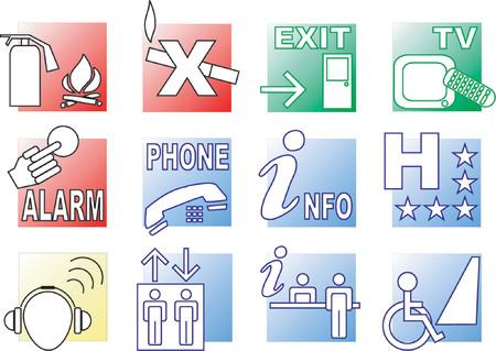 Varied signs
