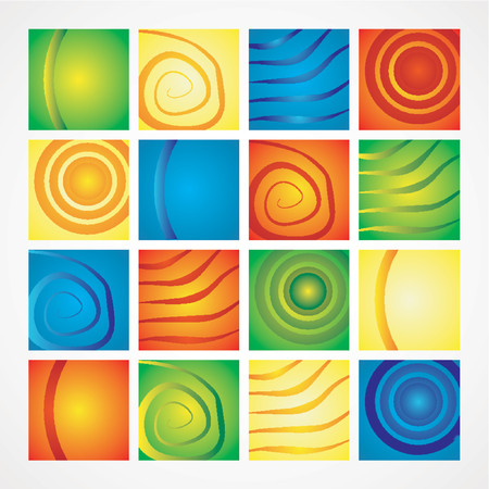 Abstract pattern Stock Vector - 444232