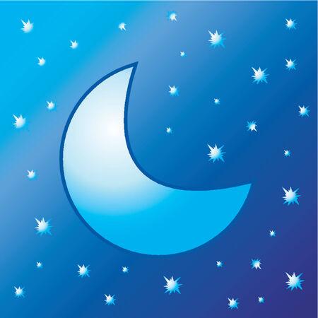 Moon Stock Vector - 477212