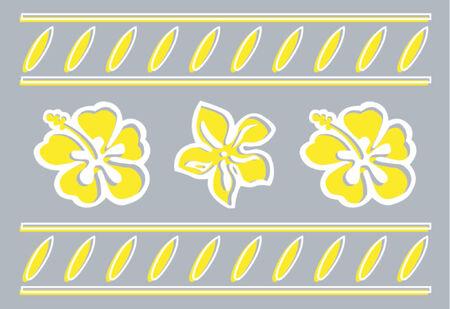 Flower pattern Stock Vector - 484581