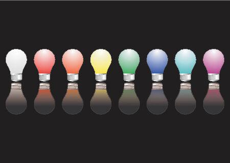 Lightbulbs Stock Vector - 535991