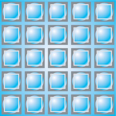 Abstract pattern Ilustrace