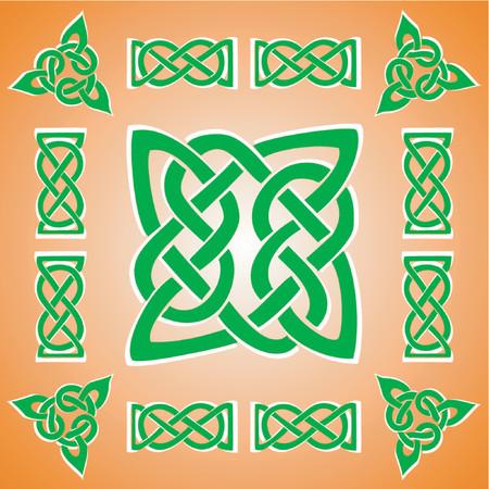dingbat: Celtic pattern_Abstract pattern Illustration