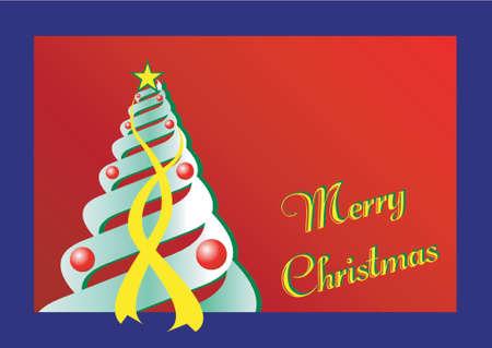 Christmas theme Christmas tree Stock Vector - 568307