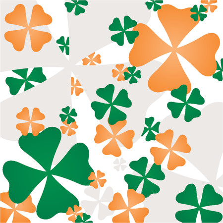 gaelic: St Patrick�s Day colorful theme