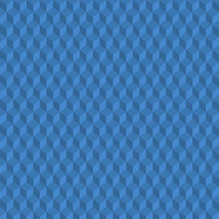 uniformity: Boxes square pattern colored with blue tones