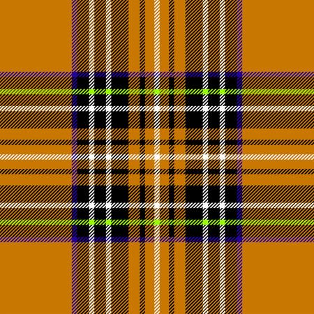 Classic tartan pattern. Seamless square pattern. Stock Vector - 6799494