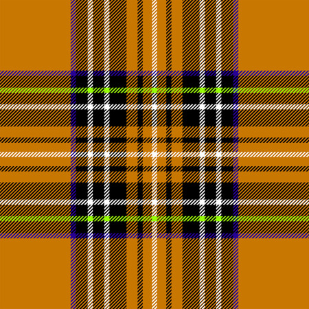 Classic tartan pattern. Seamless square pattern.