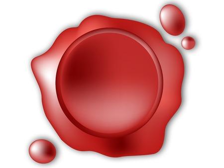 sealing: sealing wax