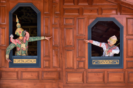 strictly: STRICTLY KHON DANCING: PERFORMERS of one of Thailands most highly regarded dances are keeping the tradition alive, despite the recent decline in popularity of the art form