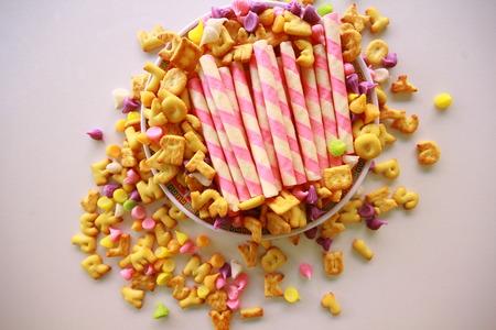 verbs: Cookie ABC