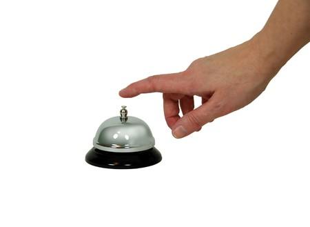 支援サービスの鐘を鳴らし手
