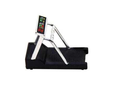 Treadmill used for non-transport walking for health fitness