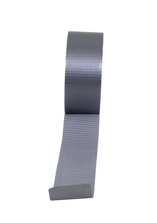 Silver lined duct tape for everyday household use - included Reklamní fotografie - 5258458