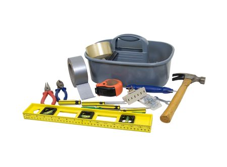 continued: Tools used for fixing and repairing items for continued use and performance in a toolbox for convenience - included