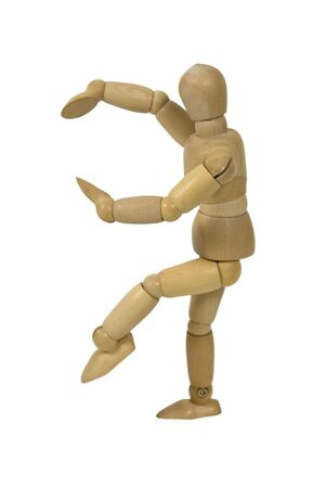 dexterity: A yoga workout is exercise for the mind and body in a graceful array of movement - path included