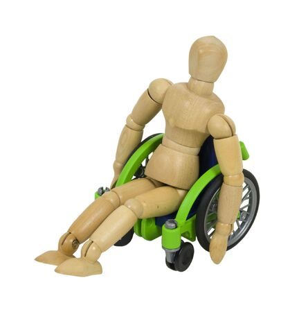 unavailable: Wheelchair used for assistance in personal transportation when ambulatory methods are unavailable