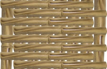 sturdy: Sturdy bamboo stalk as a building and elegant design element