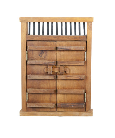 fortify: Wooden castle exterior door with wooden bar lock - path included
