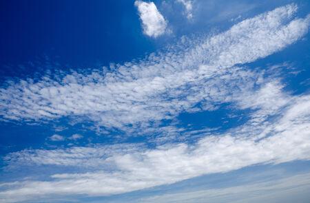 altocumulus: Altocumulus Clouds background cloudscape