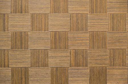 checker board: wood wall look like checker board background texture