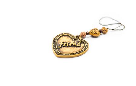 amulet: Heart symbol amulet express