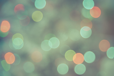 green tone: Green tone bokeh  of decoration light background