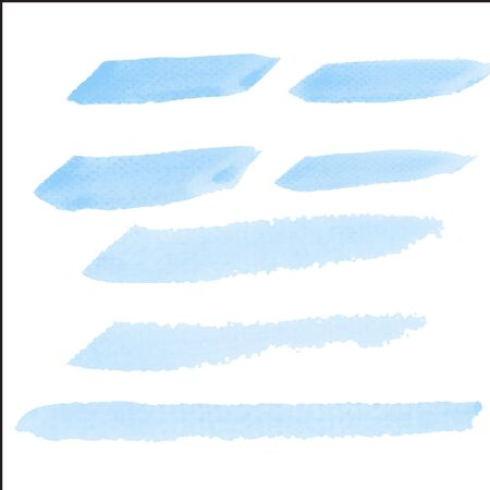 Water color brush on paper rough use for custom brush in Photo editor or use in sale promotion , creative artwork in water color brush usage etc.