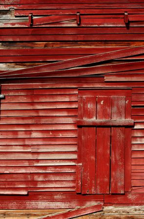 windows and doors: rustic barn background
