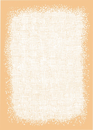 illustrated old empty paper for your text Stock Vector - 18580762