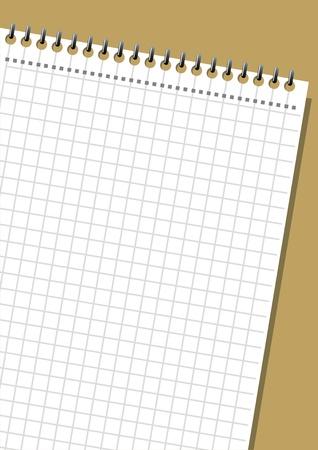 mooie achtergrond: lege papier voor uw tekst zo mooi achtergrond